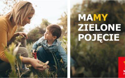 MaMY Zielone Pojęcie! – nowy cykl warsztatów w Wola Park