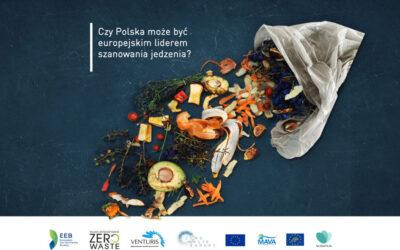 XI Nie marnuj! Dlaczego wyrzucamy miliony ton jedzenia i co możemy z tym zrobić? Zapraszamy na konferencję 28 kwietnia o godz. 13.30