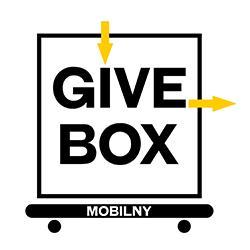 Mobilny Givebox