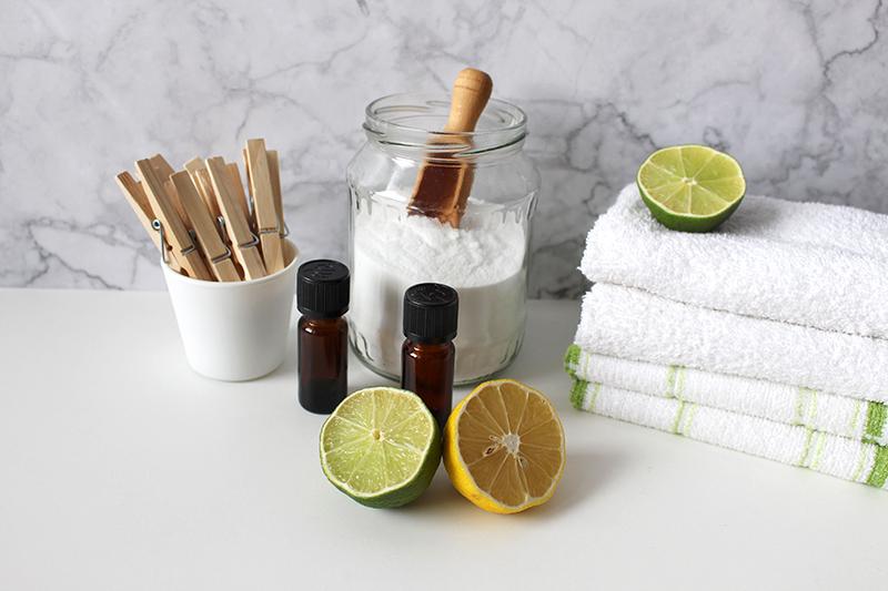 Ekologiczne środki czystości – przepisy krok po kroku.