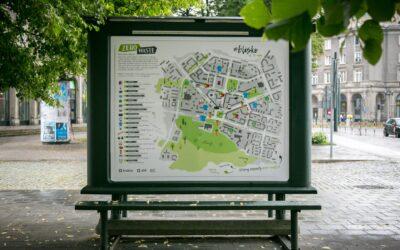 Nowohucka mapa zero waste. Krakowianie, bądźcie #blisko!