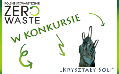 """Polskie Stowarzyszenie Zero Waste zgłoszone do konkursu """"Kryształy Soli""""!"""
